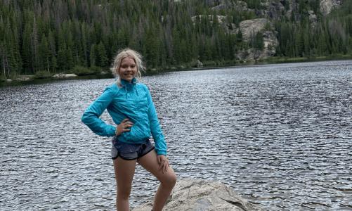 Stop #27: Rocky Mountains National Park (Bear Lake & Estes Park)