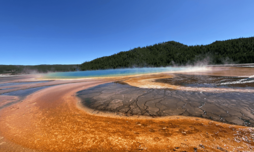 Stop #19: Yellowstone Day 1 (Basins and More)