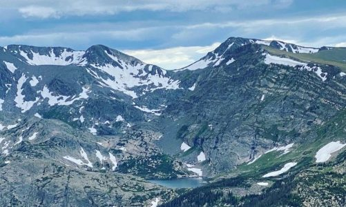 Stop #26: Rocky Mountains National Park, Colorado (Lake Grandy and the Trail Ridge Road)